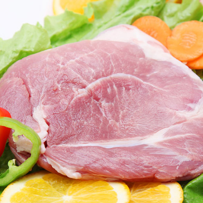 纯正散养黑猪肉 口味纯正新鲜生猪猪肉 无添加有机生鲜猪肉