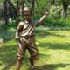 供应人物铜雕铜象