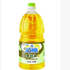 海狮1.8L 一级菜籽油非转基因 厂家直销