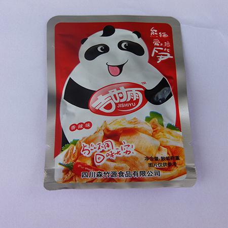 休闲食品  办公室零食  香辣味竹笋