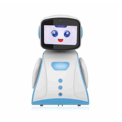 小乐阿乐宝贝儿童智能陪伴机器人家用小胖智能机器人进化者早教机