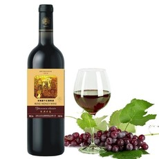 高斯比玫瑰蜜干红葡萄酒  云南红酒 高品质葡萄酒