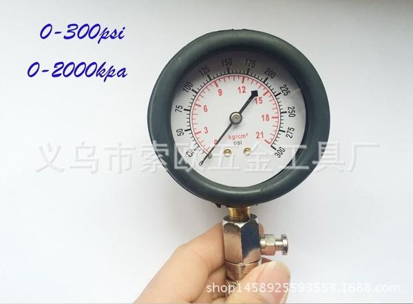 汽车摩托车汽缸压力表多功能气缸压力表缸压表两用汽缸压力表图片