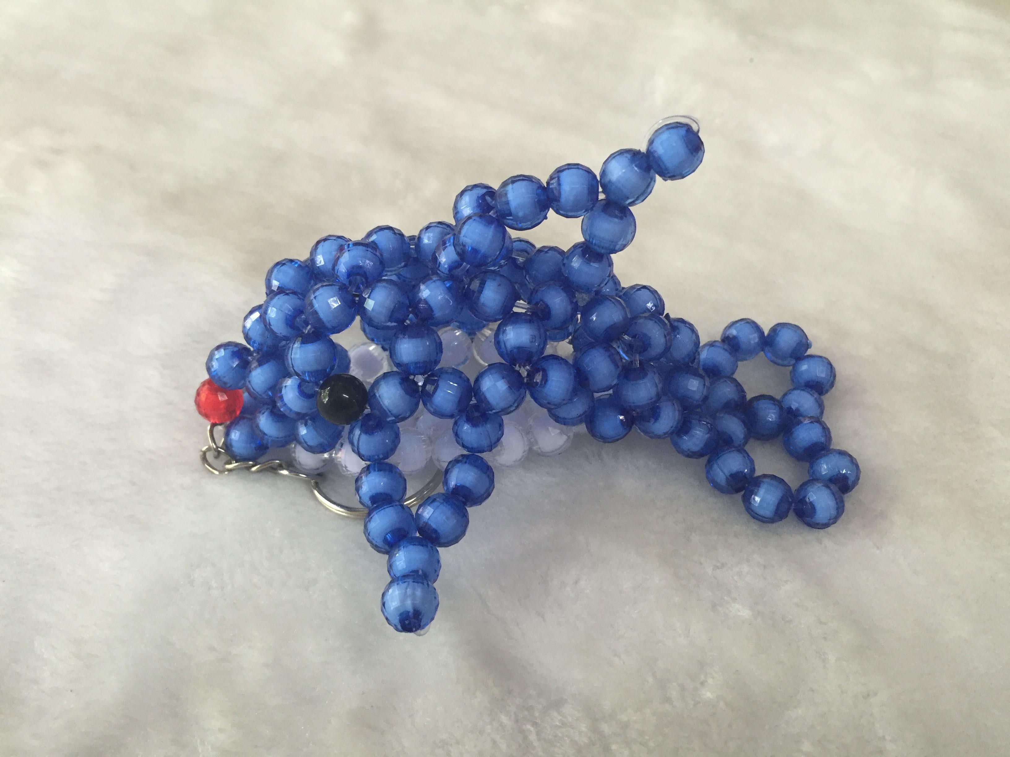 手工串珠挂饰 海豚价格–中国网库