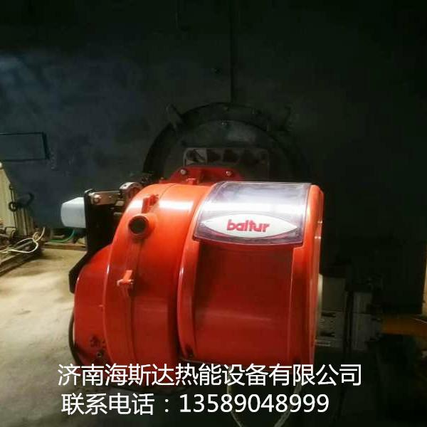 出售江阴东大2吨燃气蒸汽锅炉辅机资料齐全