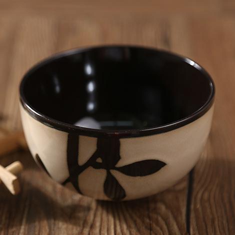 厂家直销陶瓷餐具复古手绘创意精美树叶工艺品家庭日用优质餐具