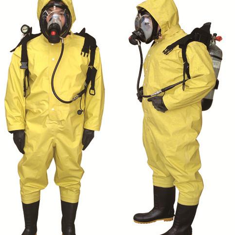 诺安NA-RFH01轻型防化服 半封闭防化服(不含空气呼吸器)