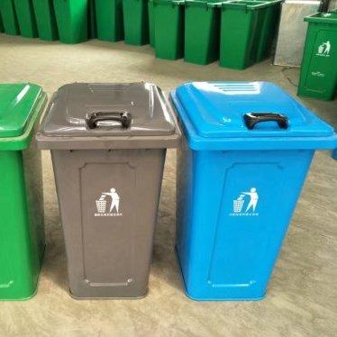 环康240升垃圾桶镀锌钢板防锈厂家直销价格低