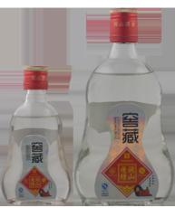 中华老字号纯粮酿造年份窖藏白酒洞山窖藏