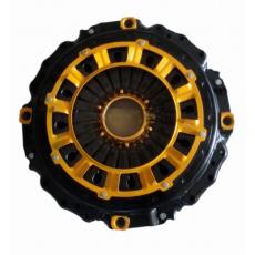 供应豪沃新款430风扇拉式大孔离合器压盘