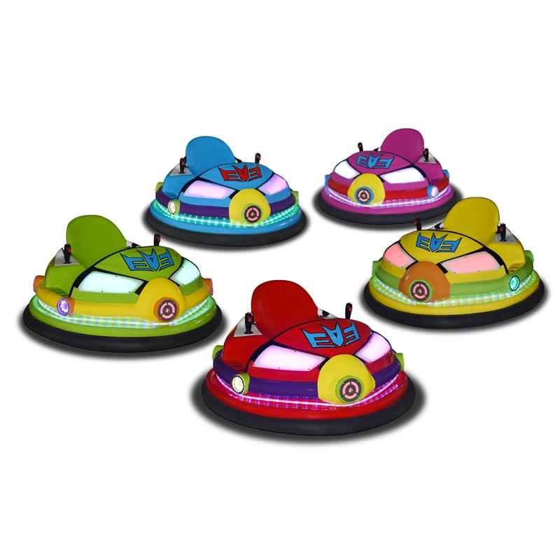 太空战舰广场公园电动儿童激光对战碰碰车小型儿童电动玩具车