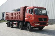 供应国四排放新楚风前四后六潍柴270马力3251GD4HT型自卸汽车