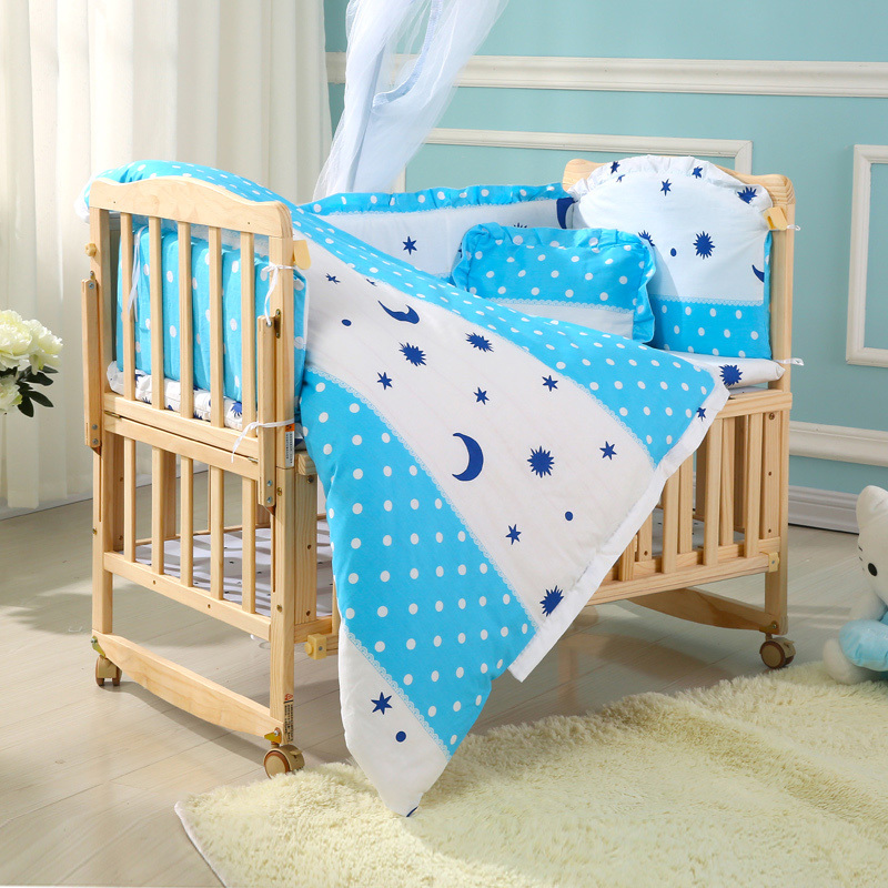 童乐TSL528婴儿床