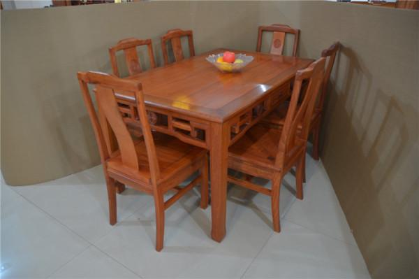 东阳红木餐桌 红木餐桌供应 红木餐桌销售 红木餐台价格图片