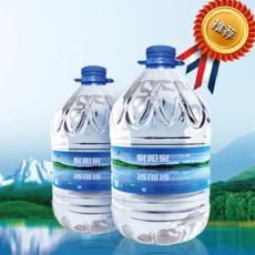 泉阳泉5L大瓶装天然矿泉水 家庭办公用水