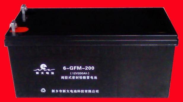 新太电池12V120AH固定型阀控式密封铅酸蓄电池