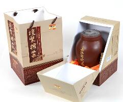 供应 礼盒特产乌江坛装榨菜1600g每坛包邮