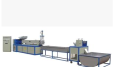 绿岛-倾情热销 大批量供应薄膜料造粒机、粉碎料造粒机(塑料机械)