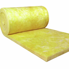 玻璃棉卷毡1