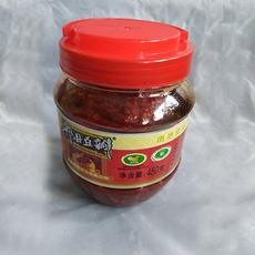 川菜调味品 鹃艳郫县豆瓣酱 红油豆瓣酱450g*24瓶整件销售