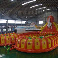 儿童充气大滑梯   充气蹦蹦床  太空基地大滑梯  厂家自主研发 质量保证