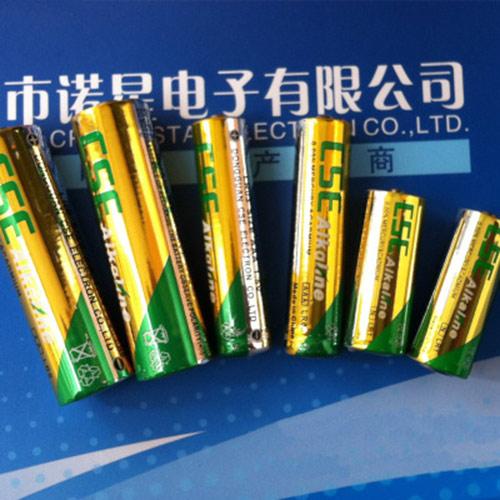 正品7号电池 AAA碱性电池 礼品玩具电池 1.5V干电池 通用碱性电池 厂商批发