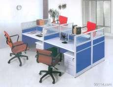 河南周口屏风办公桌、周口隔断式办公桌、周口办公桌屏风隔断、厂家价格销售尺寸可定做