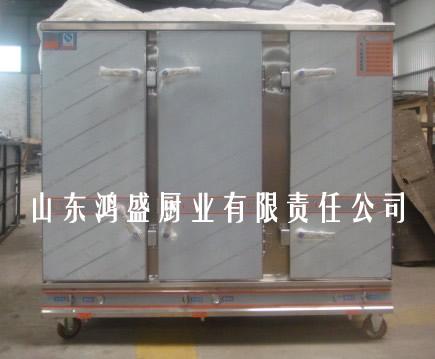 江苏大型馒头蒸房|泰州蒸饭柜