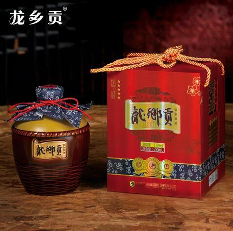 供应 珍品客家甜黄酒1.5L