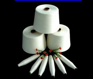 亚麻长绒棉混纺纱 30/70 40S抗菌防螨