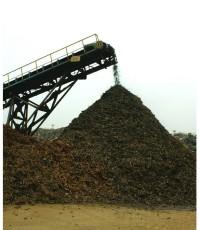 供应 各种标准规格的废钢粉碎料