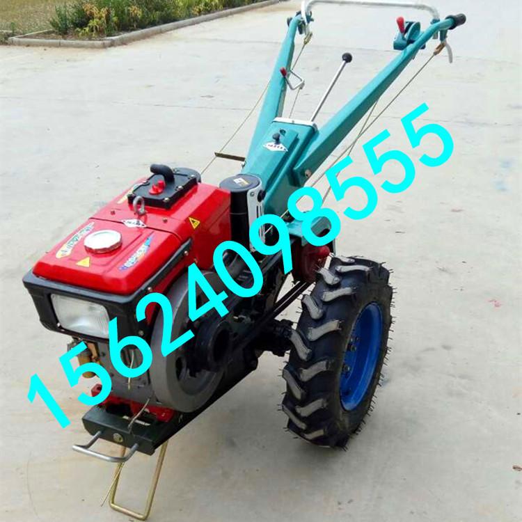 河北农用手扶拖拉机 手扶拖拉机旋耕机 带座的手扶拖拉机价格