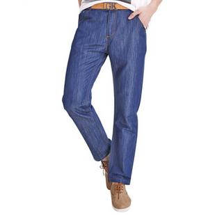 供应 新款男装商务加厚牛仔裤