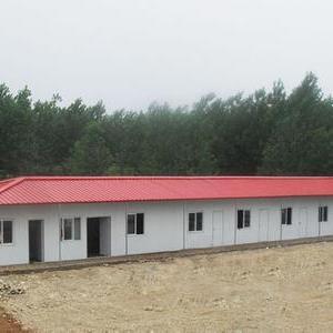 河北低价活动房批发保定异型活动房现场设计安装