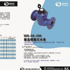 重庆水表LXY-数字远传水表 光电直读远传水表