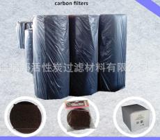 专业生产活性炭过滤棉
