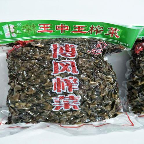 风脱水榨菜尖老咸菜 5斤
