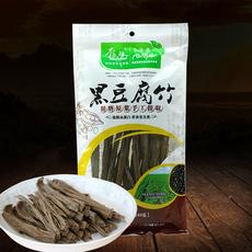 振豫 黑豆腐竹 160g非转基因大豆生产,无添加