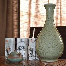 供应耀州瓷器花瓶