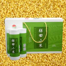 石匣峪梯田小米-营养健康新小米-山东黄小米