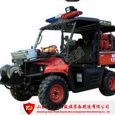 ATV400全地形消防摩托车 山东天盾安防救援装备 全地形消防摩托车图片 厂家供应