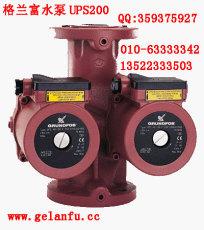 格兰富水泵北京维修 UPS65-180F,380V电压