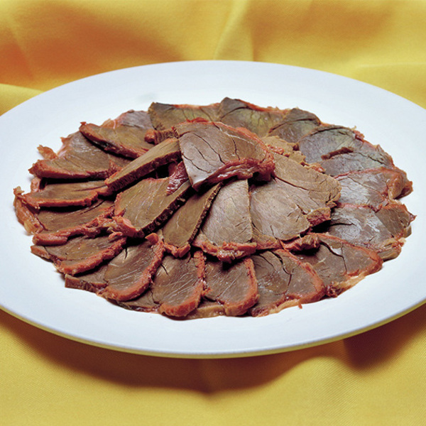 山东品牌高唐驴肉森广特产真空腱子肉200gxgx5袋30.鲁诗瑶视频图片