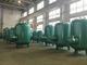 HRV-02系列立式导流型半容积式换热器、半容积式水加热器、半容积式热交换器、半容积式蓄热水加热器