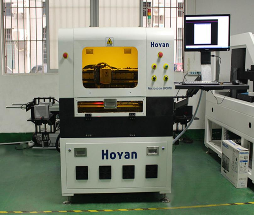 龙门式UV激光切割机6000PII 精密激光切割机厂家 中国激光切割机品牌