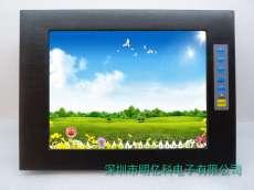 铝合金新款10.4寸高分工业显示器 工控设备触摸显示器