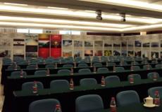 北京(全新)挂画展板租赁 书法绘画摄影展架租赁