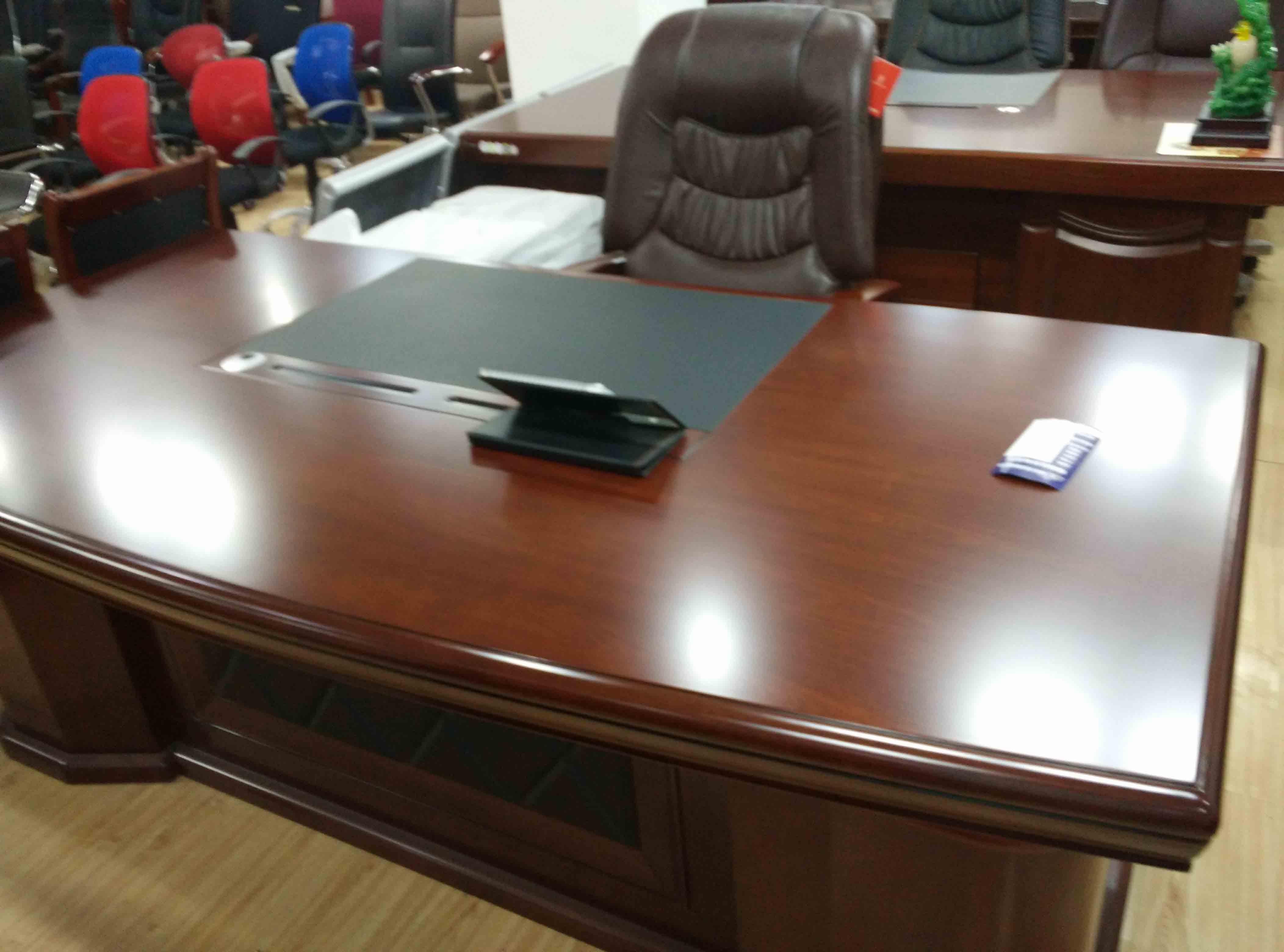 供应 班台办公桌 老板桌D-2201