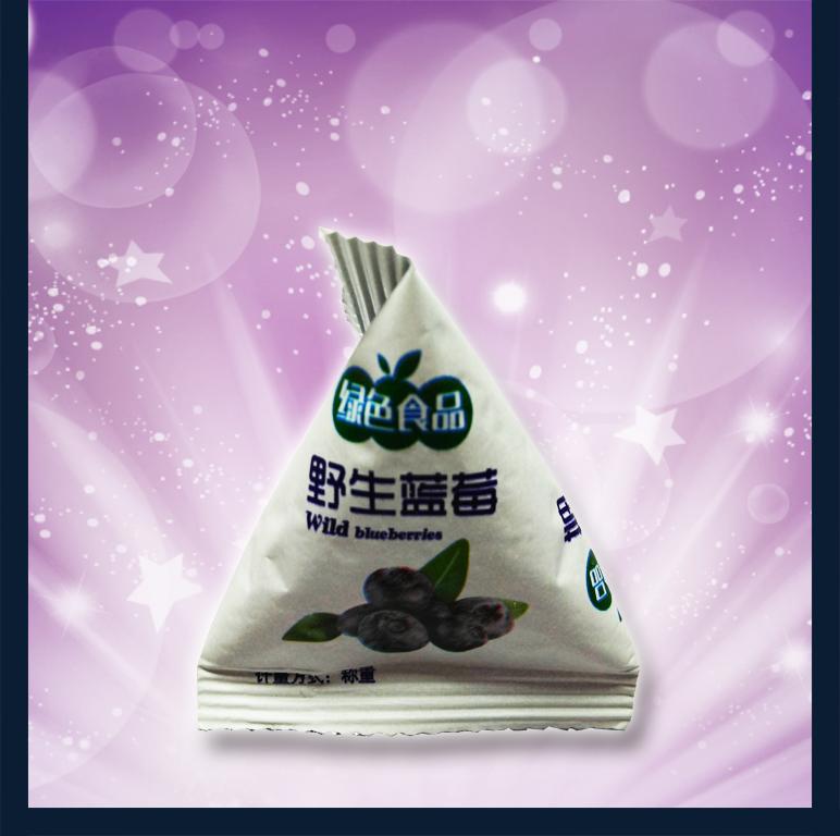 小兴安岭隆广川野生蓝莓果干(蜂蜜木糖醇)