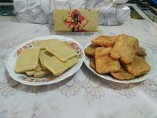 【安塞张记年糕 】软黄米糕 陕北油糕 850g 陕北油糕   年糕  软 甜  香